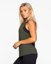 BREEZE MUSCLE TANK- KHAKI MSCR (5311254364322)