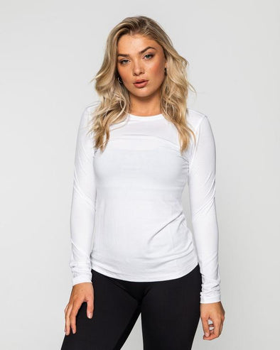 MYLA LONG SLEEVE- WHITE (5642596155554)