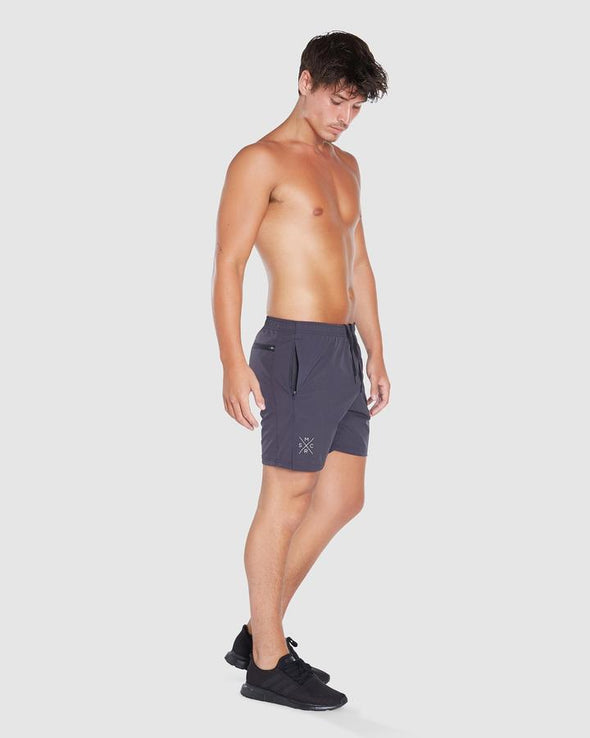 SWIFT SHORTS 4- PEWTER (4163854729316)