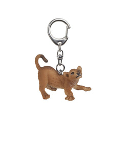 Papo France Key Chains - Playing Young Lion