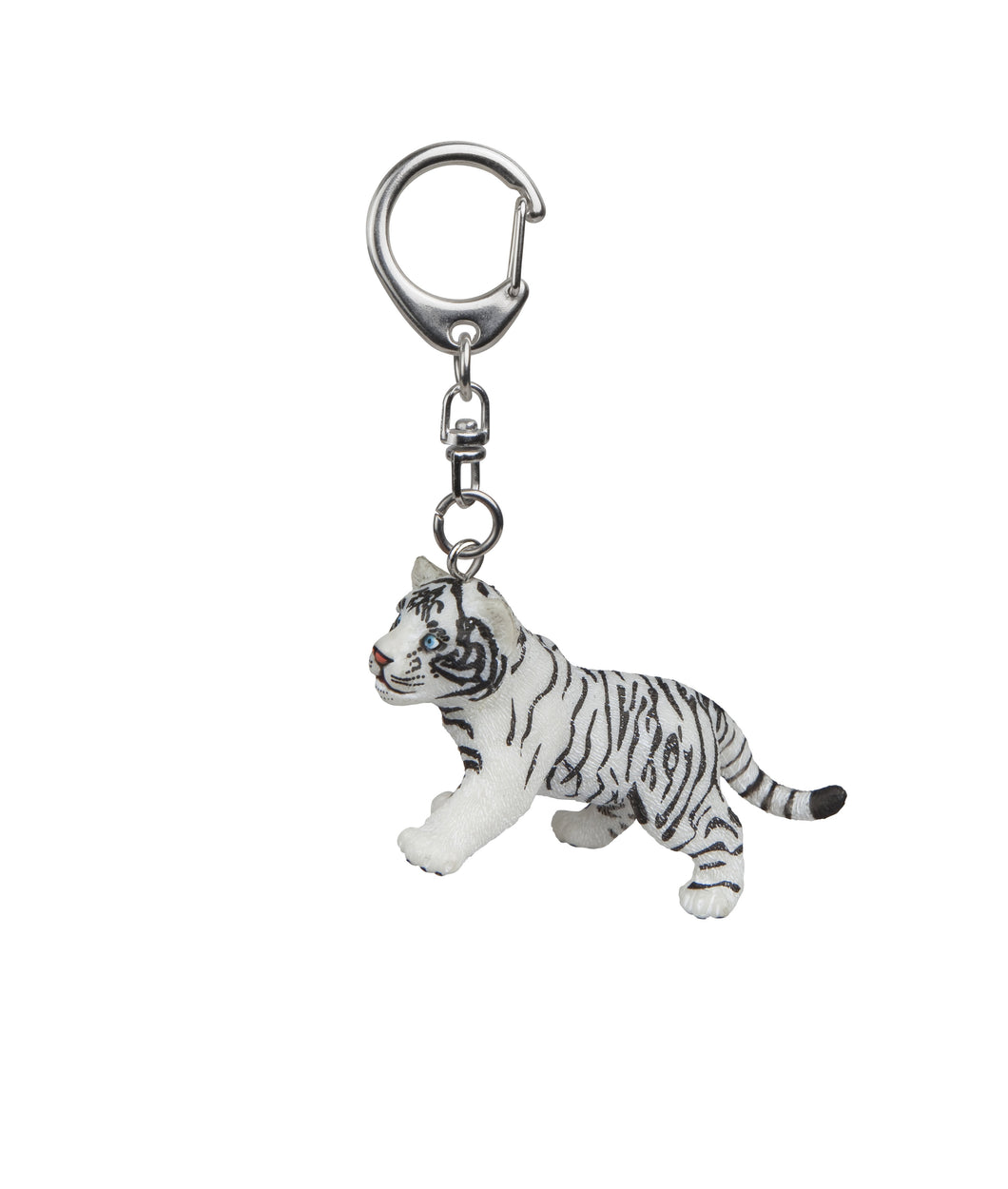 Papo France Key Chains - White Tiger Cub