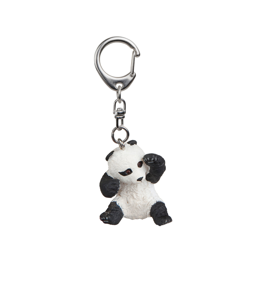 Papo France Key Chains - Playing Baby Panda