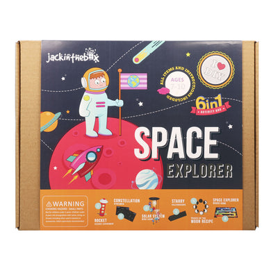 JackInTheBox 6-in-1 Space Explorer