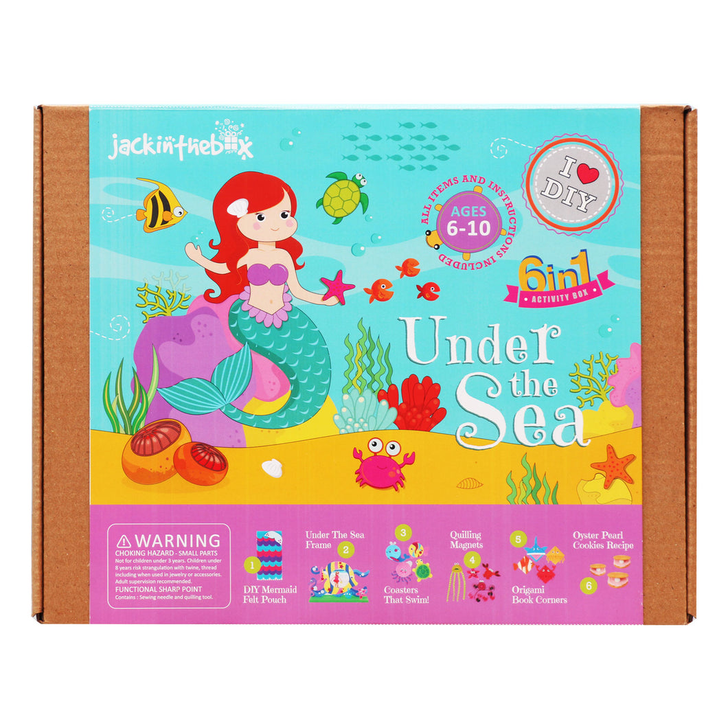 JackInTheBox 6-in-1 Under The Sea