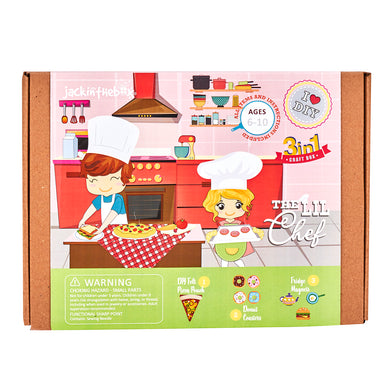 JackInTheBox 3-in 1 The Lil Chef