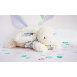Doudou et Compagnie Blue Plush Bunny - NEW