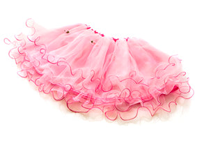 Liontouch Pretend-Play Dress Up Costume Princess Rose Mary Tulle Skirt