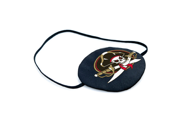 Liontouch Pretend-Play Dress Up Costume Captain Cross Pirate Eye Patch