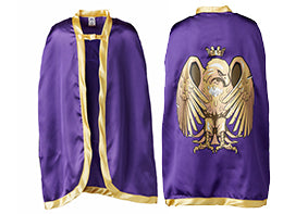 Liontouch Pretend Play Dress Up Costume Golden Eagle Eagle Cape