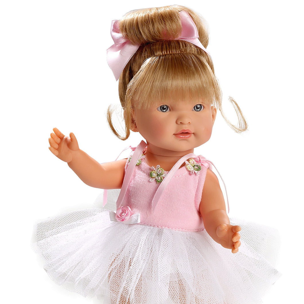 Llorens Valeria Ballet Fashion Doll 11 inches