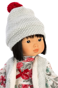 "Llorens 11"" Asian Fashion Doll Aja"