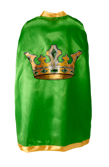 Liontouch Pretend Play Dress Up Costume Kings Cape Kingmaker