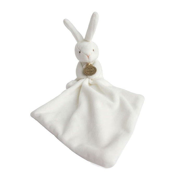 Doudou et Compagnie Plush Bunny with Doudou in Flower Box