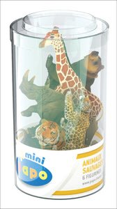 Papo France Mini Plus Wild Set 2