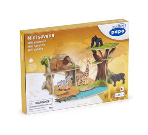 Papo France Mini Savannah - NEW!