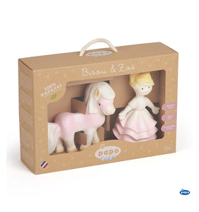 Papo France Baby - Girl Gift Set
