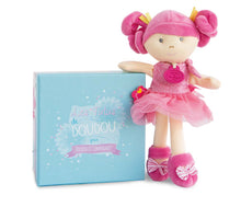 Load image into Gallery viewer, Doudou et Compagnie Little Ballerinas - 6 assorted dolls