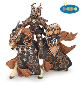 Papo France Dark Spider Warrior And Horse