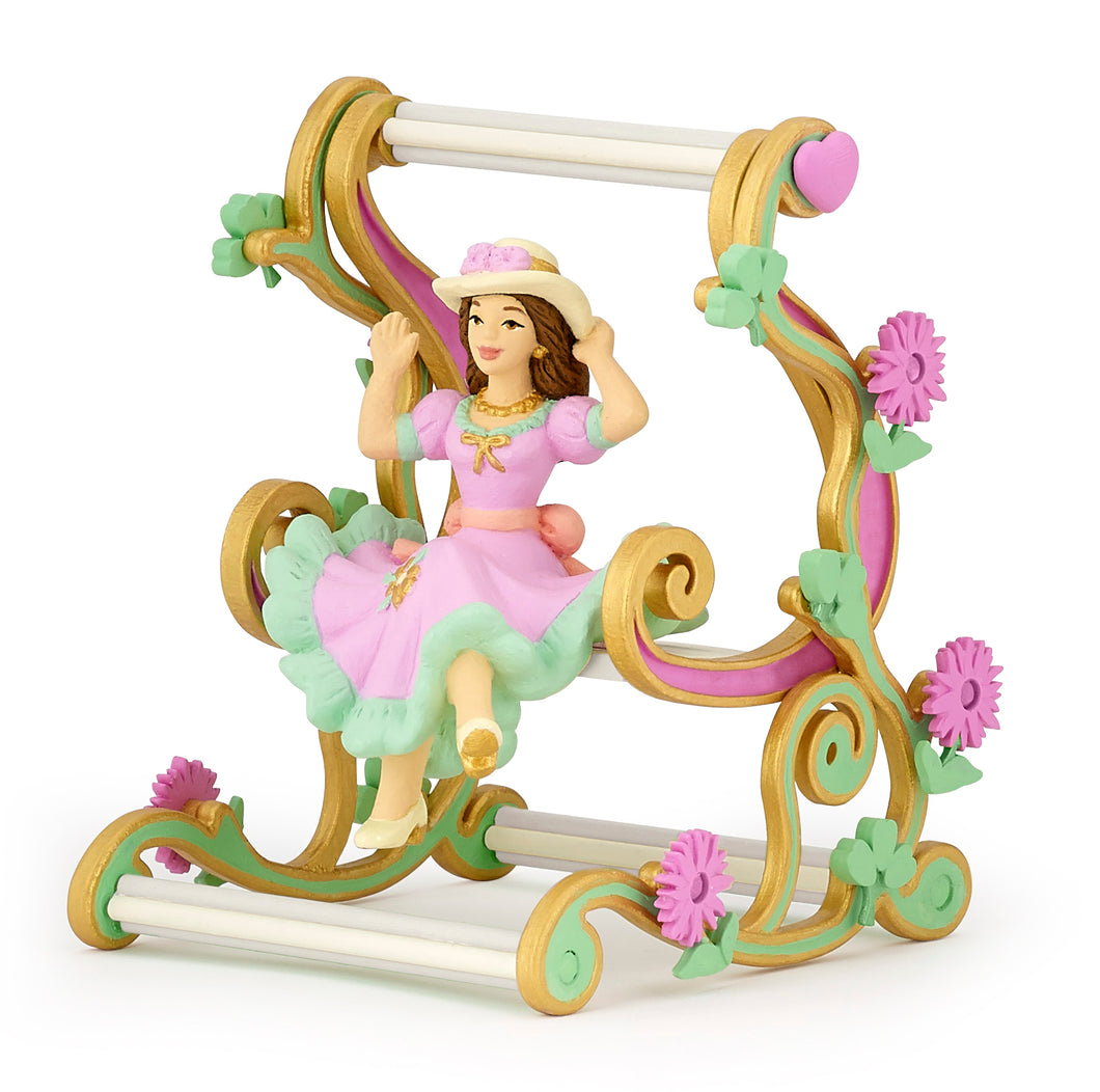 Papo France Princess On Swing Chair