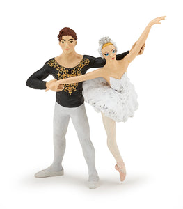 Papo France Ballerina And Her Partner (2 Fig.)
