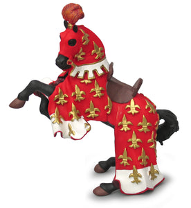 Papo France Red Prince Philip Horse