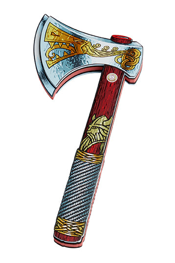 Liontouch Pretend-Play Foam Harald Viking Axe