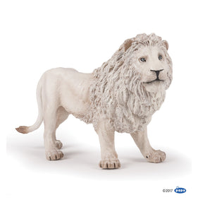 Papo France Large White Lion