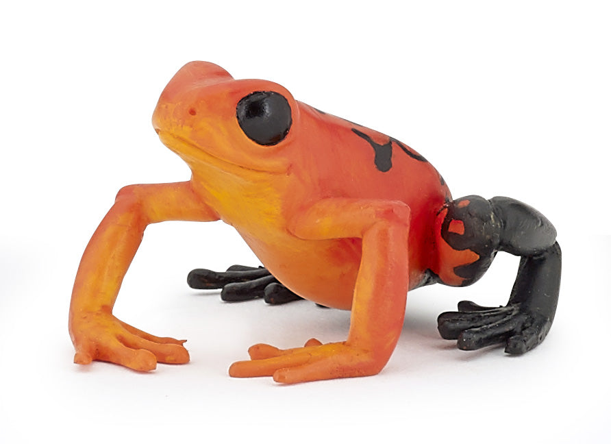 Papo France Equatorial Red Frog