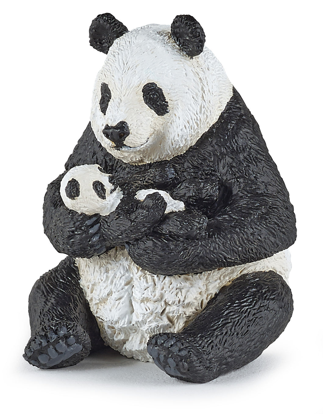Papo France Sitting Panda And Baby