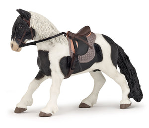 Papo France Pony With Saddle