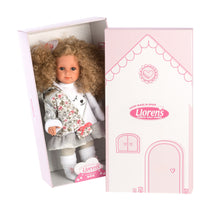 "Load image into Gallery viewer, Llorens 13.8"" Fashion Doll Maxine"