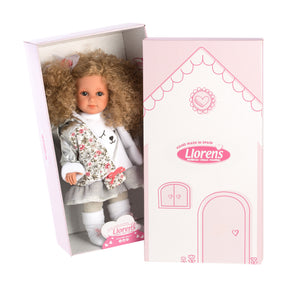 "Llorens 13.8"" Fashion Doll Maxine"