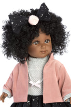 "Load image into Gallery viewer, Llorens 13.8"" Fashion Doll Whitney"