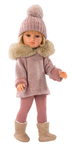 "Llorens 14.5"" Fashion Doll Luna"