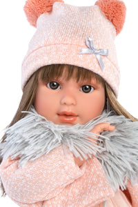 "Llorens 15.7"" Fashion Doll Michelle"
