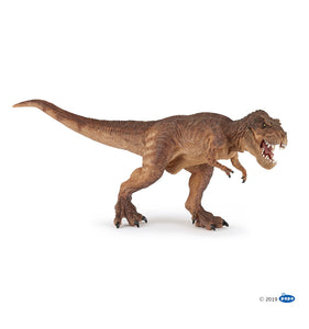 Papo France Brown Running T-Rex