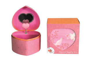 Egmont Toys Musical Jewelry Box - Dove