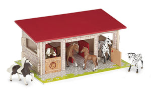 Papo France Horse Boxes
