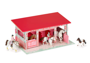 Papo France Trendy Horse Boxes