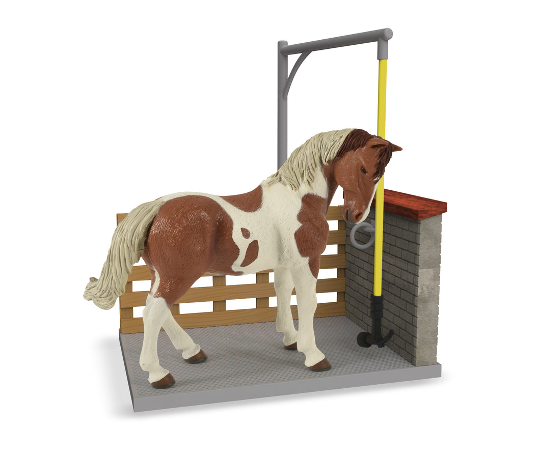 Papo France Horse Washing Box