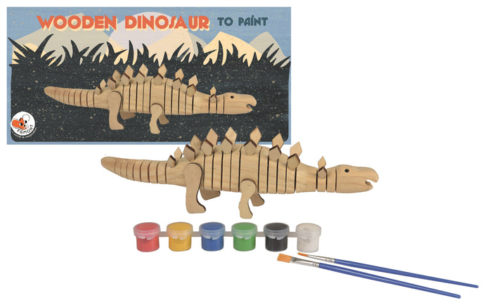 Egmont Toys Paint Your Own Dinosaur - NEW!
