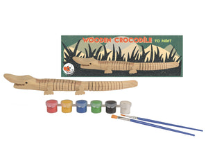 Egmont Toys Paint Your Own Crocodile - NEW!