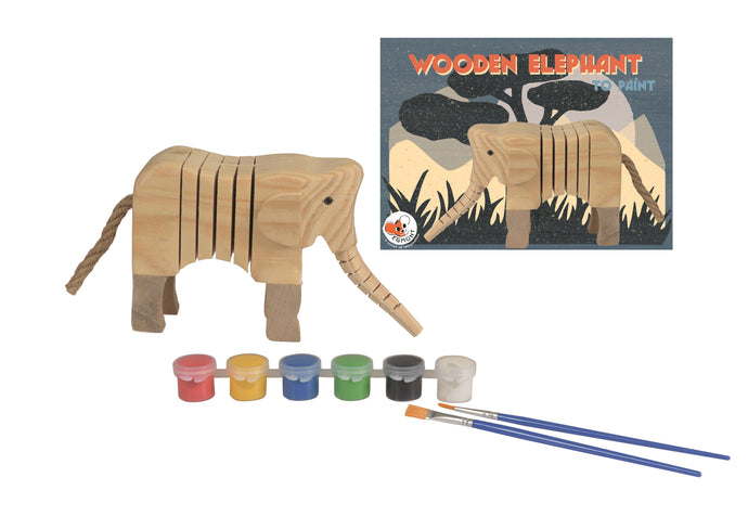 Egmont Toys Paint Your Own Elephant - NEW!