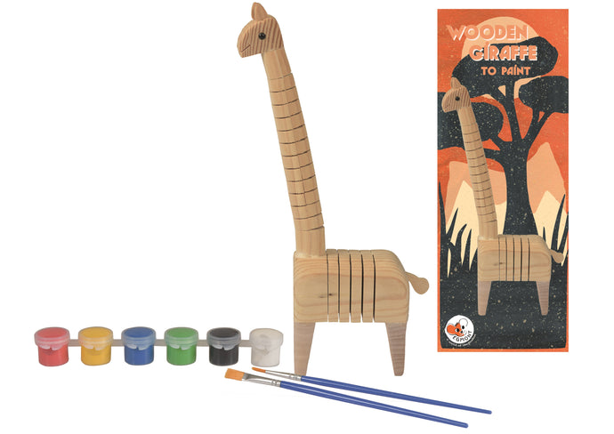 Egmont Toys Paint Your Own Giraffe - NEW!