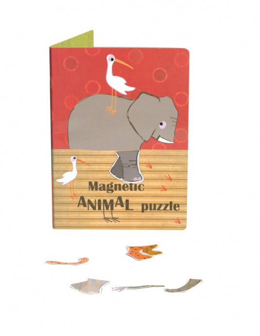 Egmont Toys Magnetic Animal Puzzle -NEW!