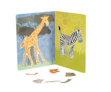 Load image into Gallery viewer, Egmont Toys Magnetic Animal Puzzle