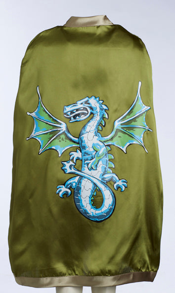 Liontouch Pretend Play Dress Up Costume Dragon Cape
