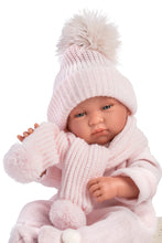 "Load image into Gallery viewer, Llorens 17"" Anatomically-correct Baby Doll Jill With Blanket"