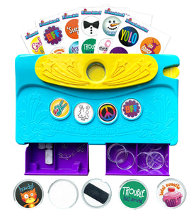 Choose Friendship - My Image Button Maker