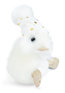 Doudou et Compagnie Coin Coin Stuffed Animal Plush -Pompon - 7.1inches